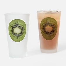 kiwi2 Drinking Glass