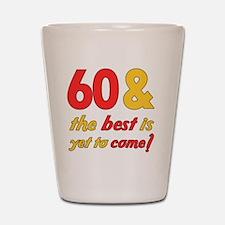 best60 Shot Glass