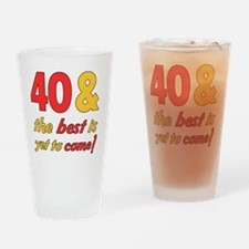 best40 Drinking Glass