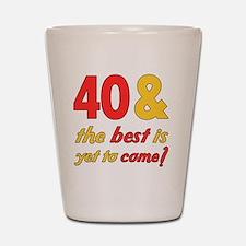 best40 Shot Glass
