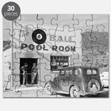 The Eight Ball Pool Room Puzzle
