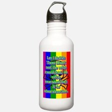 Le18-22(framed panel p Water Bottle