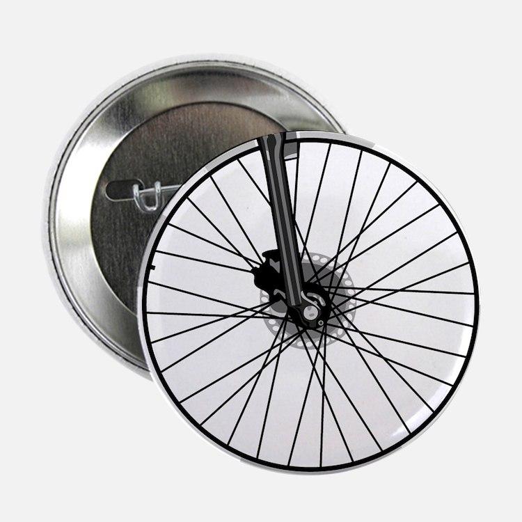 """bikewheel 2.25"""" Button"""