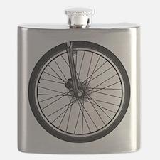 bikewheel Flask