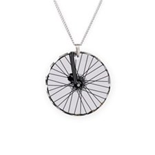 bikewheel Necklace