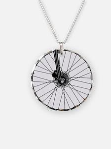 bikewheel Necklace
