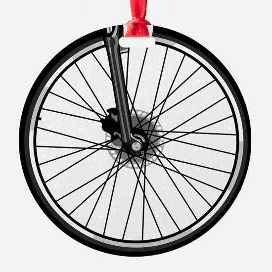 bikewheel Ornament