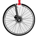 Biking Ornaments