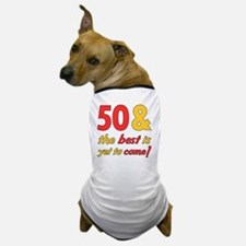 best50 Dog T-Shirt