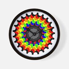 gears-large Wall Clock