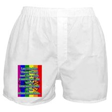 Le18-22(small poster) Boxer Shorts