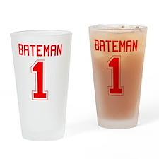Bateman1 Drinking Glass