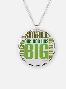 big plans Necklace