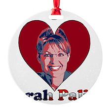i heart sp Ornament