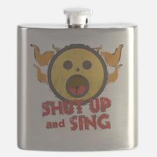 shutUpSing Flask