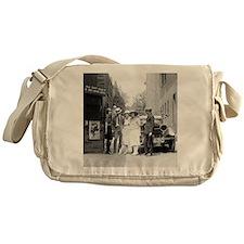 The Krazy Kat Speakeasy Messenger Bag