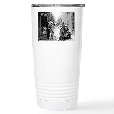 The Krazy Kat Speakeasy Stainless Steel Travel Mug