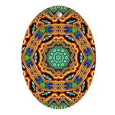 CP_psyvlinder_journal1 Oval Ornament
