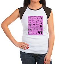 floridasmallltpurple Women's Cap Sleeve T-Shirt