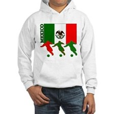 Soccer Mexico Hoodie