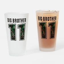 BigBrotherCamo11 Drinking Glass