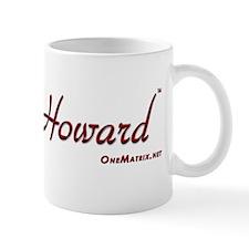 Adrian Howard (red violet) Mug
