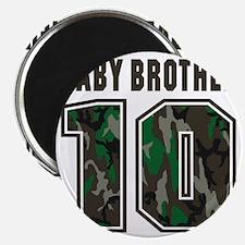BabyBrotherCamo10 Magnet