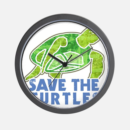 seaTurtle Wall Clock