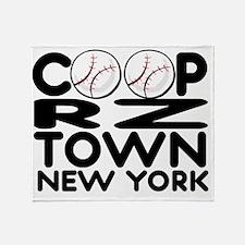 cooprztown Throw Blanket