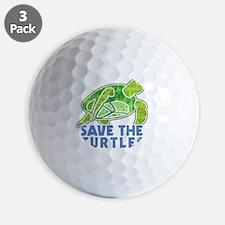 seaTurtle Golf Ball