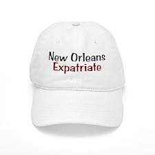NOLA Expatriate Baseball Cap