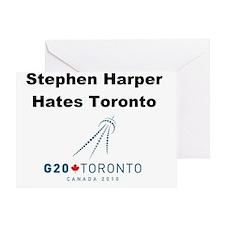 Po G20 SH Hates TO big Greeting Card