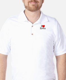"""I Love Iowa"" T-Shirt"