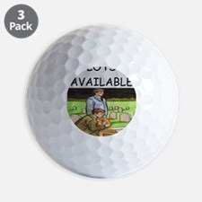 MORTICIAN Golf Ball