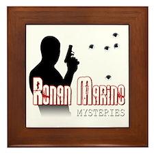 RM-logo-w-bh Framed Tile