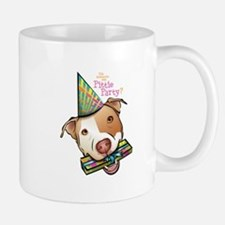 Pittie Party CP Stackable Mug