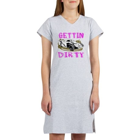 GettinDirty_Mod_6 Women's Nightshirt