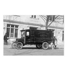 Lewinsville Dairy Truck Postcards (Package of 8)