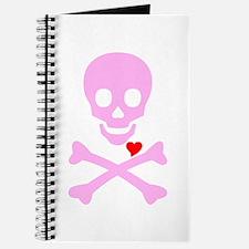 Pink Pirates Love Journal