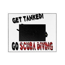 get tanked Picture Frame