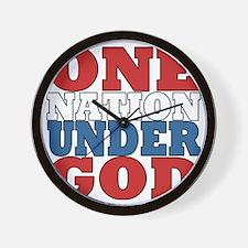 onug3 Wall Clock