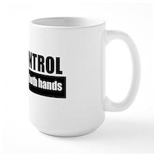 gun control two hands Mug