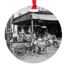 New Orleans French Market Ornament