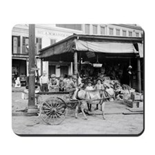 New Orleans French Market Mousepad