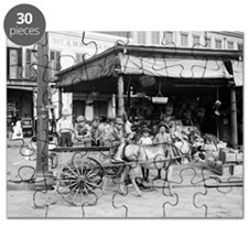 New Orleans French Market Puzzle