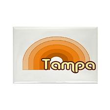 Tampa, Florida Rectangle Magnet