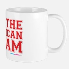 I Am The American Dream Mug