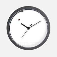 got-air-dude-5 Wall Clock