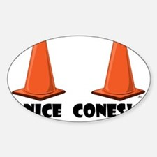 nice-cones-1 Decal