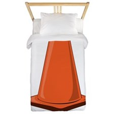 cone-hat-2t Twin Duvet